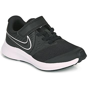 Παπούτσια Παιδί Multisport Nike STAR RUNNER 2 PS Black / Άσπρο