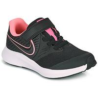 Παπούτσια Κορίτσι Multisport Nike STAR RUNNER 2 PS Black / Ροζ