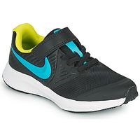 Παπούτσια Αγόρι Multisport Nike STAR RUNNER 2 PS Black / Μπλέ