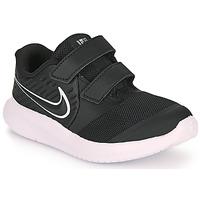 Παπούτσια Παιδί Multisport Nike STAR RUNNER 2 TD Black / Άσπρο