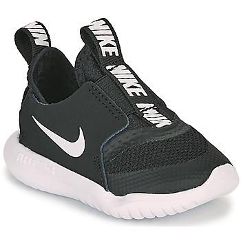 Παπούτσια Παιδί Multisport Nike FLEX RUNNER TD Black / Άσπρο