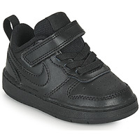 Παπούτσια Παιδί Χαμηλά Sneakers Nike COURT BOROUGH LOW 2 TD Black