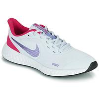 Παπούτσια Κορίτσι Multisport Nike REVOLUTION 5 GS Μπλέ / Violet