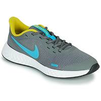 Παπούτσια Αγόρι Multisport Nike REVOLUTION 5 GS Grey / Μπλέ