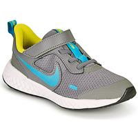 Παπούτσια Αγόρι Multisport Nike REVOLUTION 5 PS Grey / Μπλέ