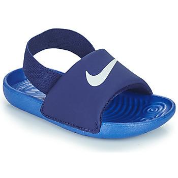 Παπούτσια Αγόρι σαγιονάρες Nike NIKE KAWA TD Μπλέ