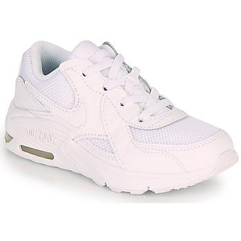 Παπούτσια Παιδί Χαμηλά Sneakers Nike AIR MAX EXCEE PS Άσπρο