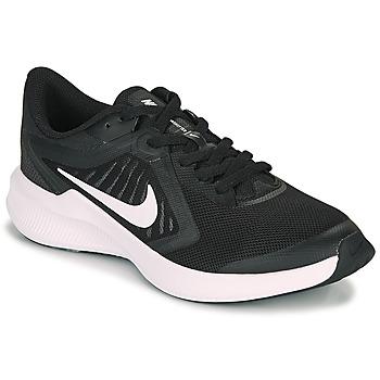 Παπούτσια Παιδί Multisport Nike DOWNSHIFTER 10 GS Black / Άσπρο