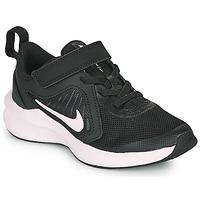 Παπούτσια Παιδί Multisport Nike DOWNSHIFTER 10 PS Black / Άσπρο