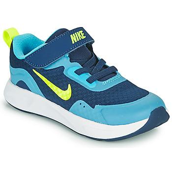 Παπούτσια Αγόρι Multisport Nike WEARALLDAY TD Μπλέ / Green