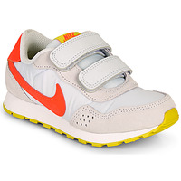 Παπούτσια Κορίτσι Χαμηλά Sneakers Nike MD VALIANT PS Beige / Red