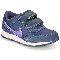 Παπούτσια Παιδί Χαμηλά Sneakers Nike MD VALIANT PS Μπλέ