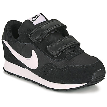 Παπούτσια Παιδί Χαμηλά Sneakers Nike MD VALIANT TD Black / Άσπρο