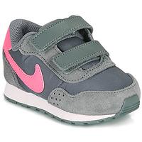 Παπούτσια Κορίτσι Χαμηλά Sneakers Nike MD VALIANT TD Grey / Ροζ