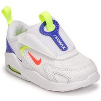 Παπούτσια Παιδί Χαμηλά Sneakers Nike AIR MAX BOLT TD Άσπρο / Μπλέ