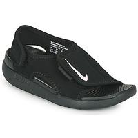 Παπούτσια Παιδί σαγιονάρες Nike SUNRAY ADJUST 5 V2 PS Black