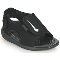 Παπούτσια Παιδί σαγιονάρες Nike SUNRAY ADJUST 5 V2 TD Black