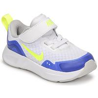 Παπούτσια Παιδί Multisport Nike NIKE WEARALLDAY Άσπρο / Μπλέ / Green