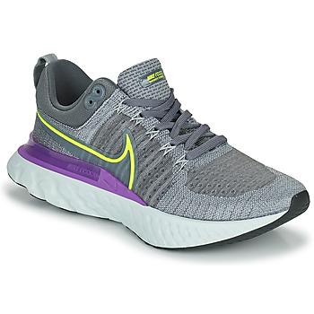 Παπούτσια Άνδρας Τρέξιμο Nike NIKE REACT INFINITY RUN FLYKNIT 2 Grey