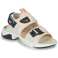 Παπούτσια Γυναίκα σαγιονάρες Nike NIKE CANYON Beige