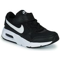 Παπούτσια Παιδί Χαμηλά Sneakers Nike NIKE AIR MAX SC (PSV) Black / Άσπρο