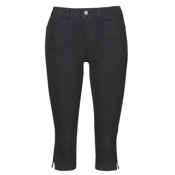 Υφασμάτινα Γυναίκα Κοντά παντελόνια Vero Moda VMHOT SEVEN Black