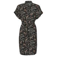 Υφασμάτινα Γυναίκα Κοντά Φορέματα Vero Moda VMSIMPLY EASY Black