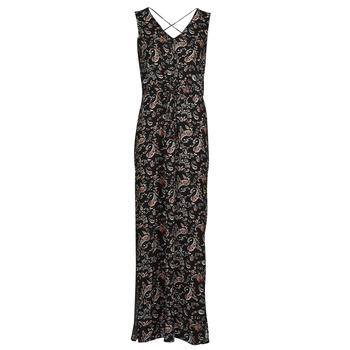 Υφασμάτινα Γυναίκα Μακριά Φορέματα Vero Moda VMSIMPLY EASY Black