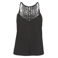 Υφασμάτινα Γυναίκα Αμάνικα / T-shirts χωρίς μανίκια Vero Moda VMANA Black
