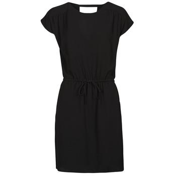 Υφασμάτινα Γυναίκα Κοντά Φορέματα Vero Moda VMSASHA Black