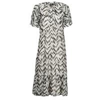 Υφασμάτινα Γυναίκα Μακριά Φορέματα Vero Moda VMKATHRINE Άσπρο / Black