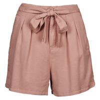 Υφασμάτινα Γυναίκα Σόρτς / Βερμούδες Vero Moda VMMIA Ροζ