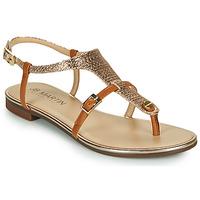 Παπούτσια Γυναίκα Σανδάλια / Πέδιλα JB Martin 2GAELIA Brown