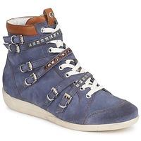 Παπούτσια Γυναίκα Ψηλά Sneakers Janet Sport MARGOT ISABEL μπλέ