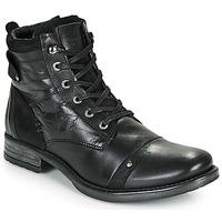 Παπούτσια Άνδρας Μπότες Redskins YANI Black