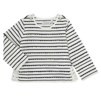 Υφασμάτινα Κορίτσι Μπλουζάκια με μακριά μανίκια Ikks XS10040-19 Multicolour