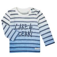 Υφασμάτινα Αγόρι Μπλουζάκια με μακριά μανίκια Ikks XS10001-19 Multicolour