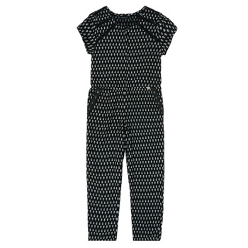 Υφασμάτινα Κορίτσι Ολόσωμες φόρμες / σαλοπέτες Ikks XS32012-02-C Black