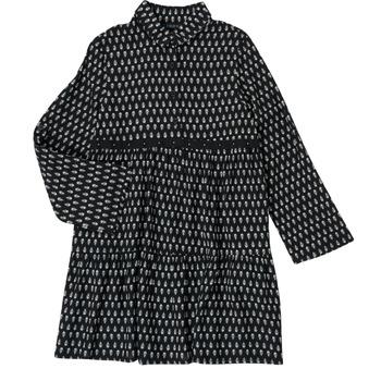 Υφασμάτινα Κορίτσι Κοντά Φορέματα Ikks XS30002-02-C Black