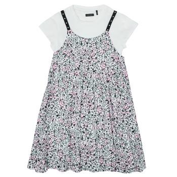 Υφασμάτινα Κορίτσι Κοντά Φορέματα Ikks XS30182-19-J Multicolour