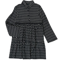 Υφασμάτινα Κορίτσι Κοντά Φορέματα Ikks XS30002-02-J Black