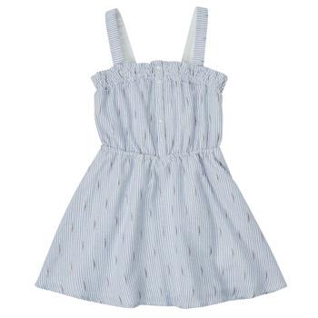 Υφασμάτινα Κορίτσι Κοντά Φορέματα Ikks XS31022-48-J Μπλέ
