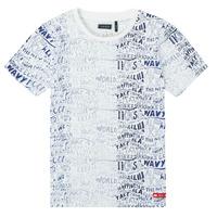 Υφασμάτινα Αγόρι T-shirt με κοντά μανίκια Ikks XS10063-19-J Multicolour