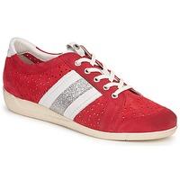 Παπούτσια Γυναίκα Χαμηλά Sneakers Janet Sport MARGOT ODETTE Red