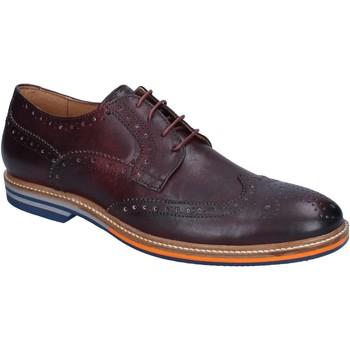 Παπούτσια Άνδρας Derby & Richelieu Herman & Sons Κλασσικός BJ33 Βιολέτα
