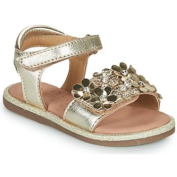 Παπούτσια Κορίτσι Σανδάλια / Πέδιλα Mod'8 PARLOTTE Gold