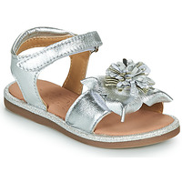 Παπούτσια Κορίτσι Σανδάλια / Πέδιλα Mod'8 PAXILLA Silver