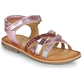 Παπούτσια Κορίτσι Σανδάλια / Πέδιλα Mod'8 CANILA Ροζ