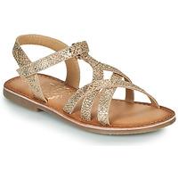Παπούτσια Κορίτσι Σανδάλια / Πέδιλα Mod'8 CANISA Gold