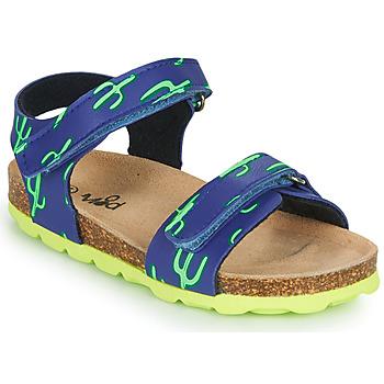 Παπούτσια Αγόρι Σανδάλια / Πέδιλα Mod'8 KOURTIS Μπλέ / Green